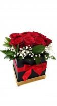 Caja De rosas Rosas